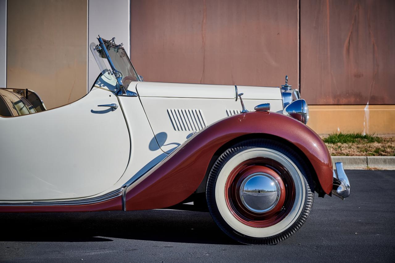 1949 MG YT 15
