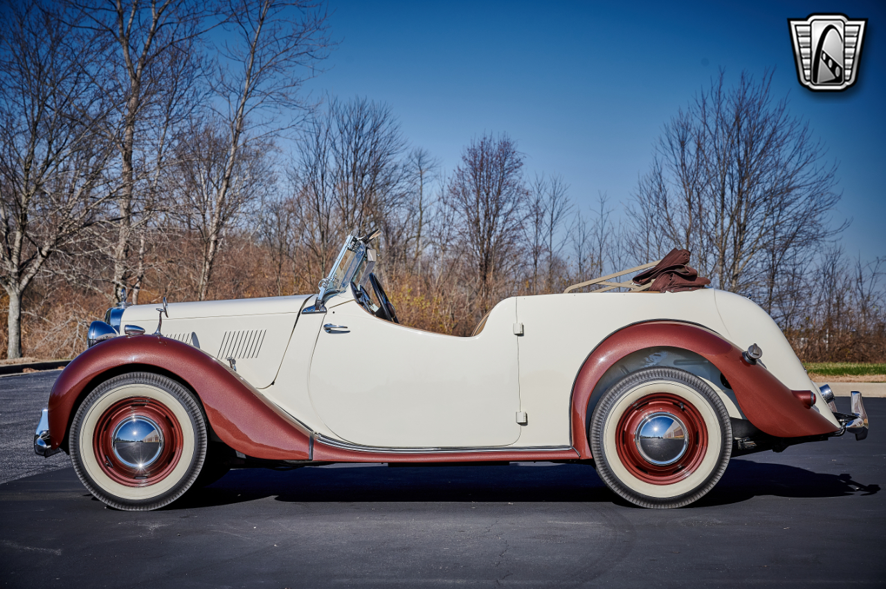 1949 MG YT 18