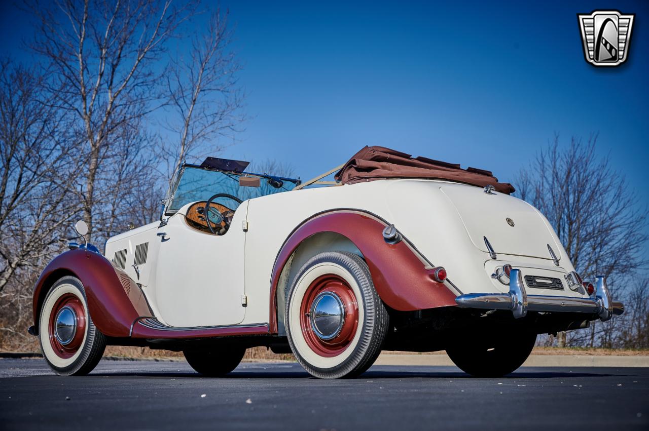 1949 MG YT 34