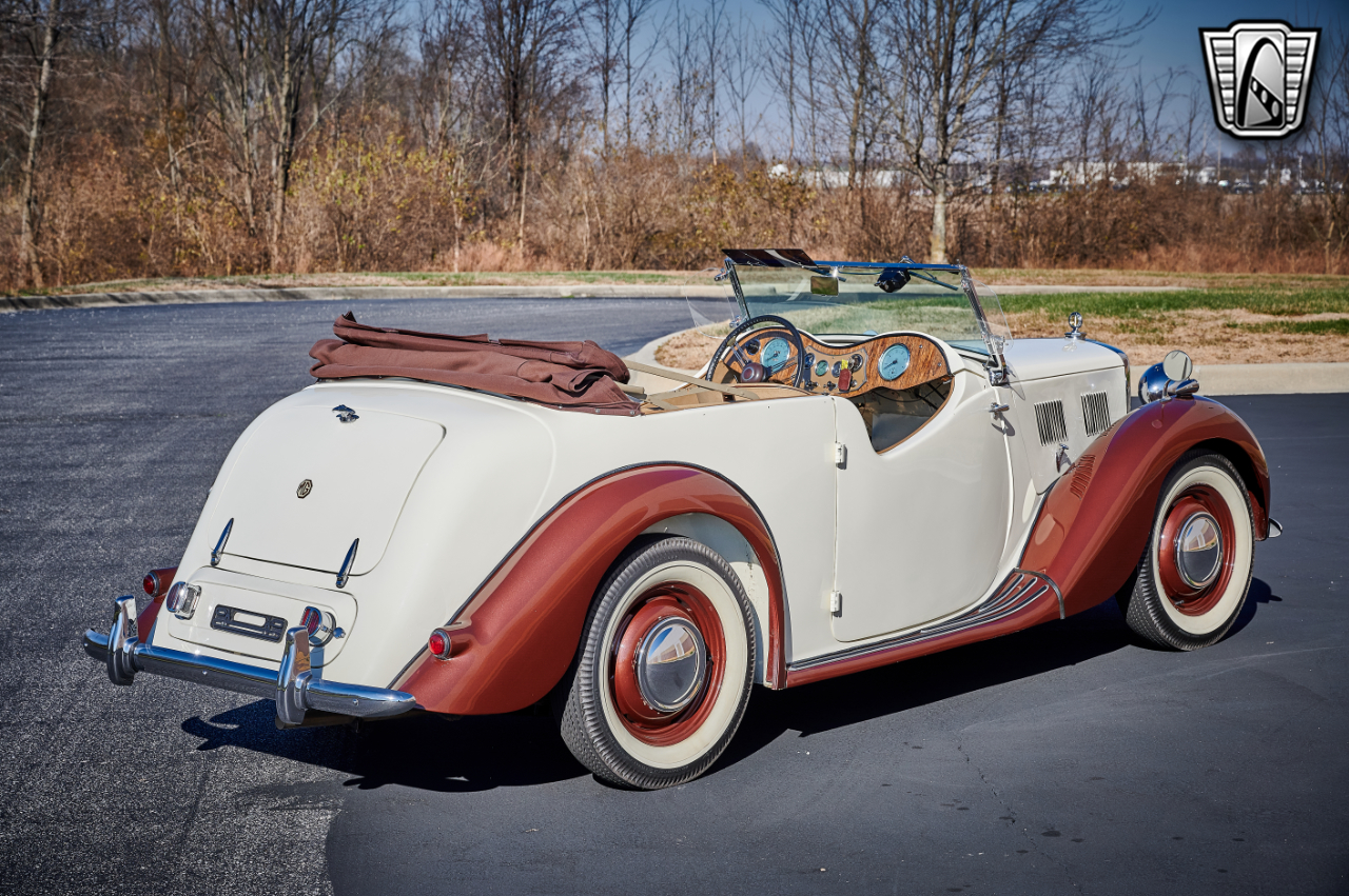 1949 MG YT 50