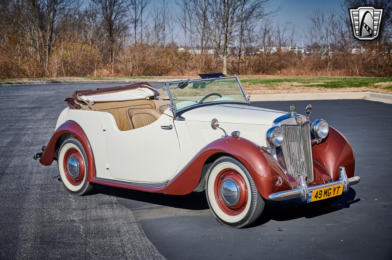 1949 MG YT 74