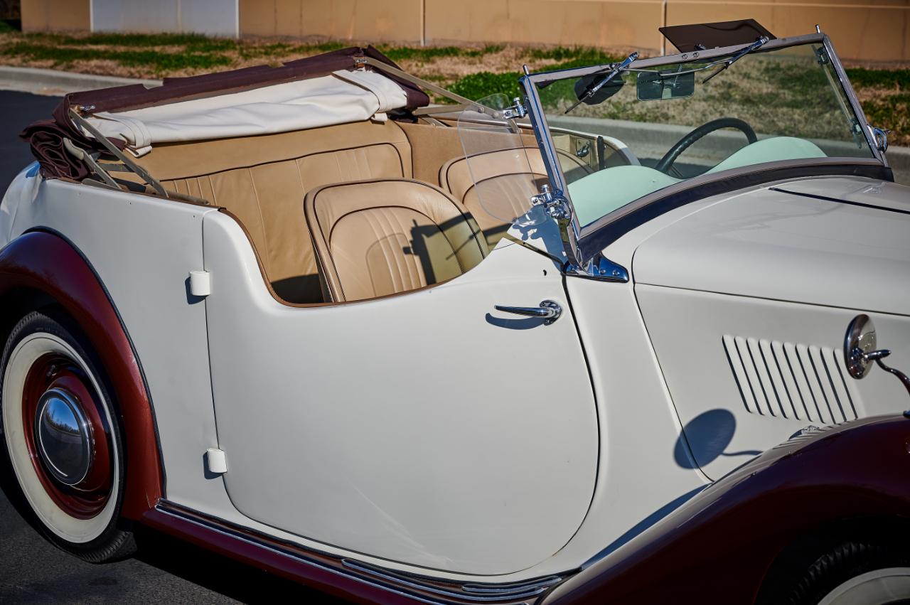 1949 MG YT 76