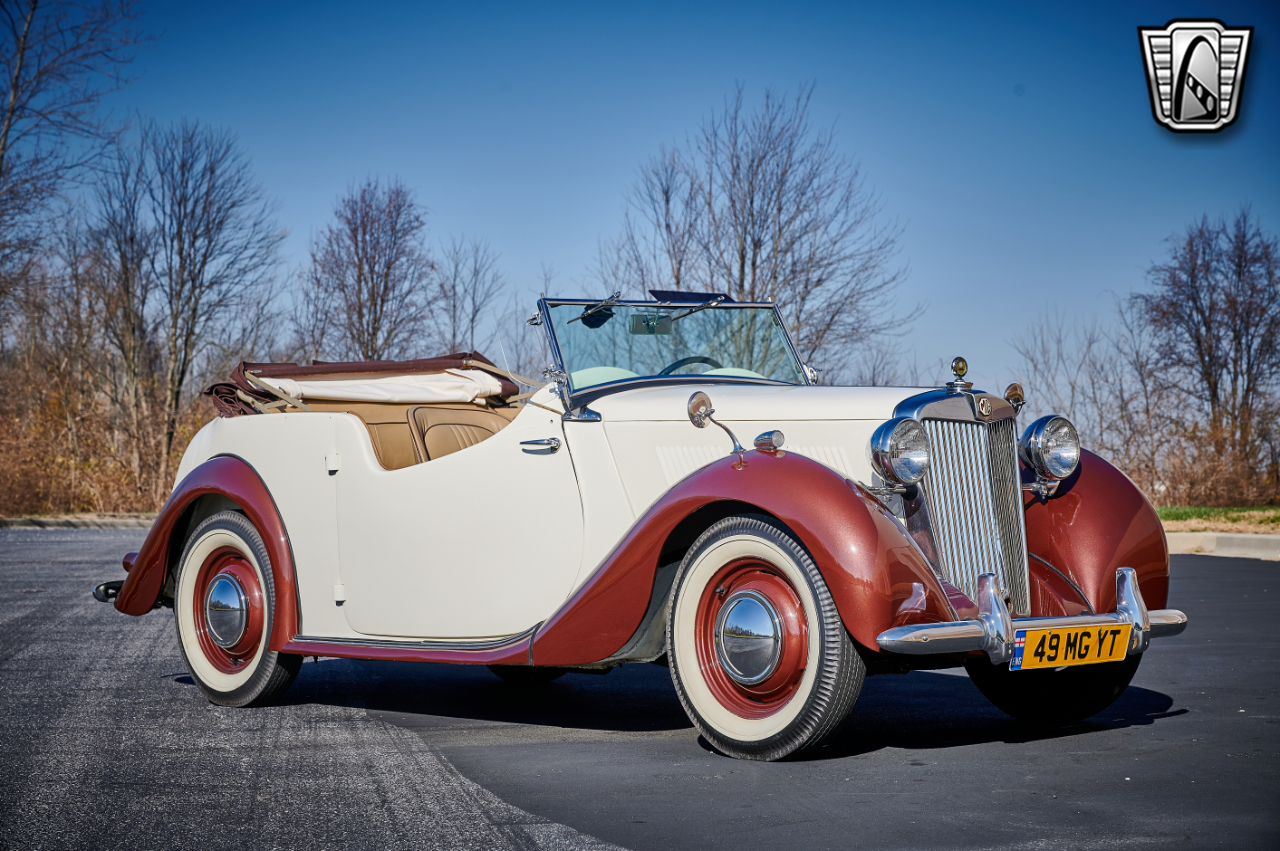 1949 MG YT 78