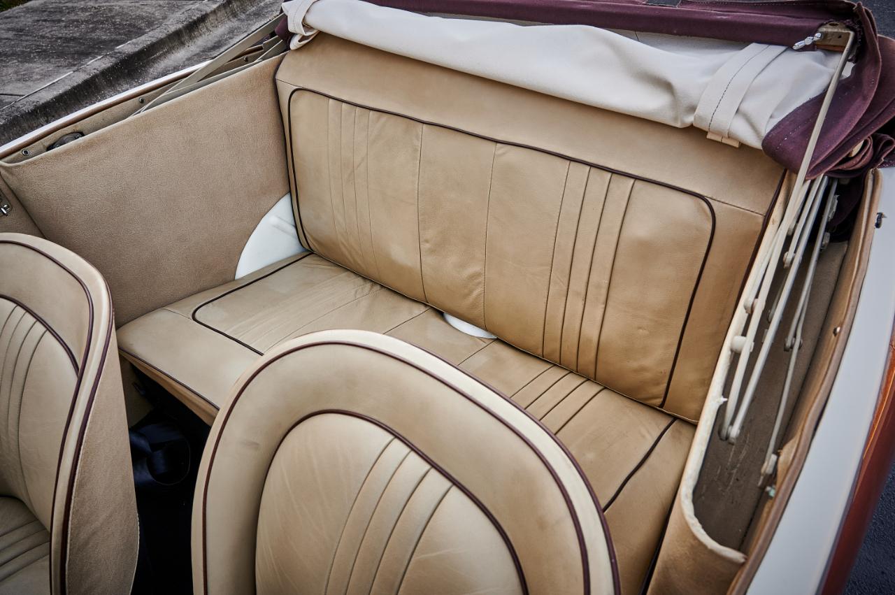 1949 MG YT 85