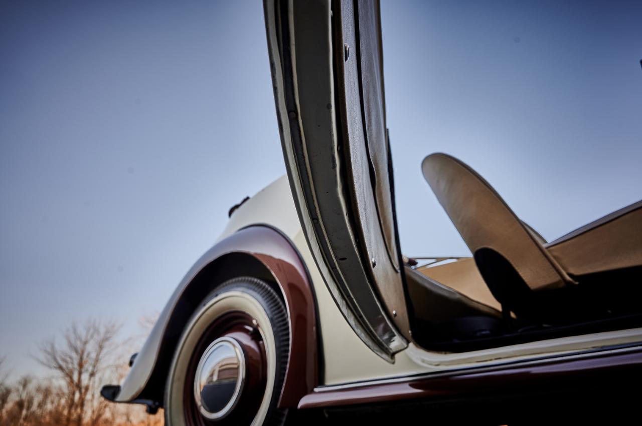 1949 MG YT 93