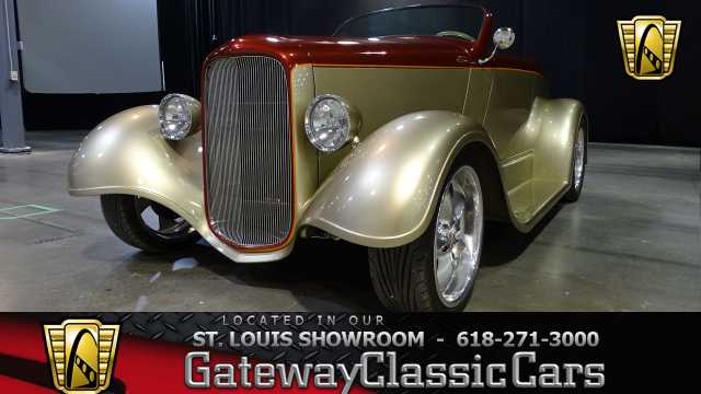 1929 Ford Roadster<br><span style='font-size: large; font-style: italic'><b>Boyd Coddington  </b></span>