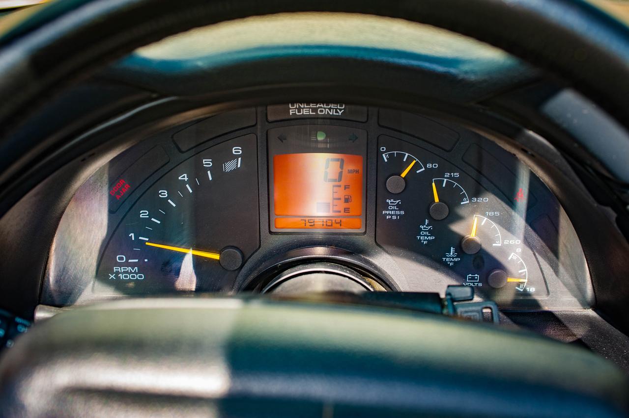 1995 Chevrolet Corvette 4