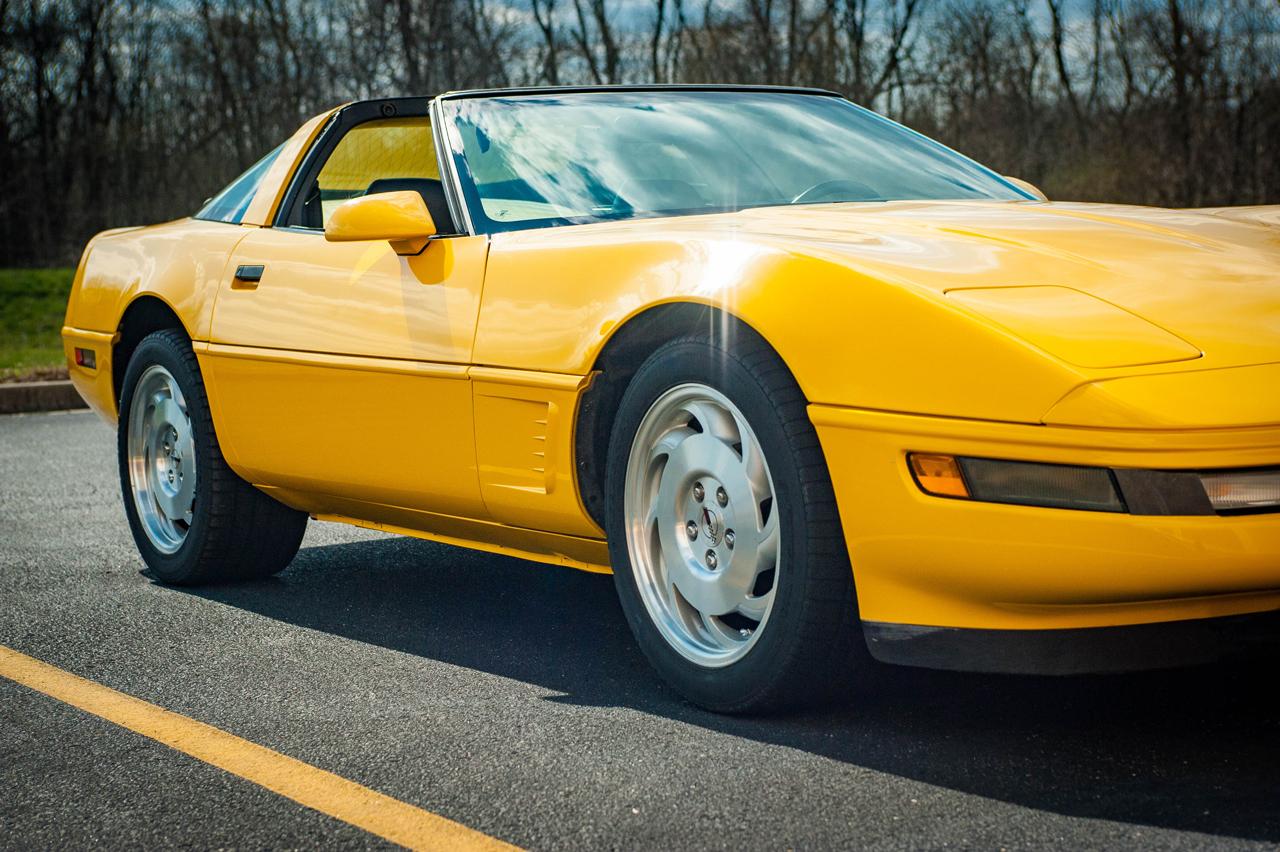 1995 Chevrolet Corvette 9