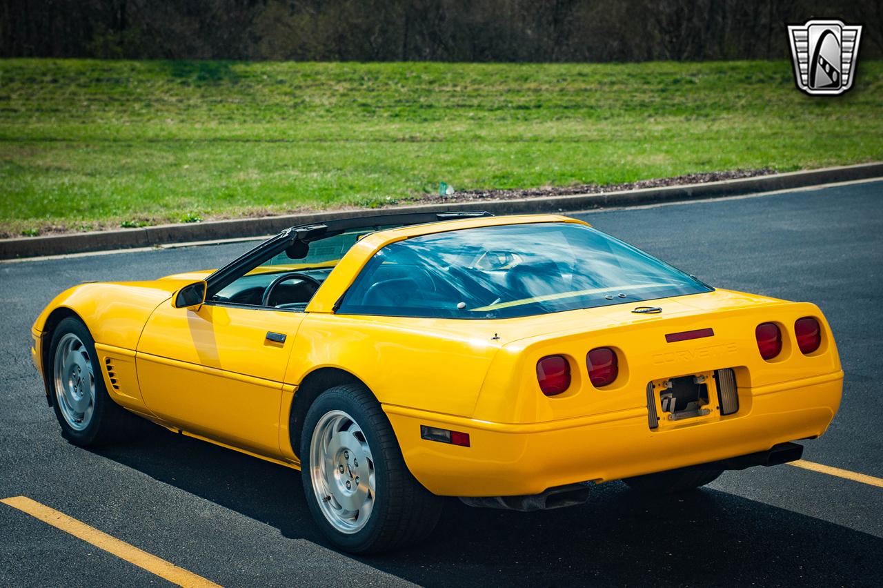 1995 Chevrolet Corvette 12