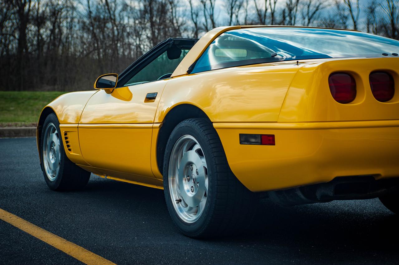 1995 Chevrolet Corvette 13