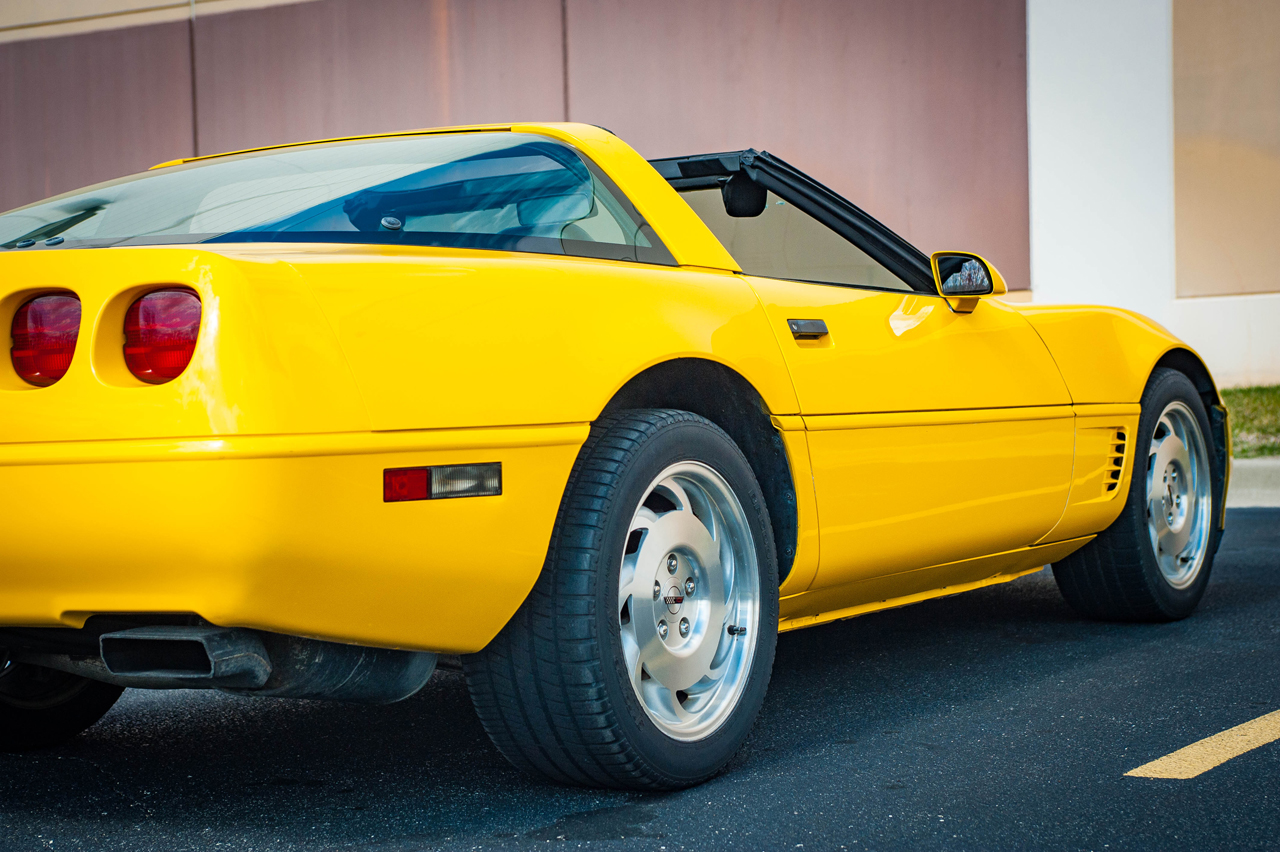 1995 Chevrolet Corvette 15