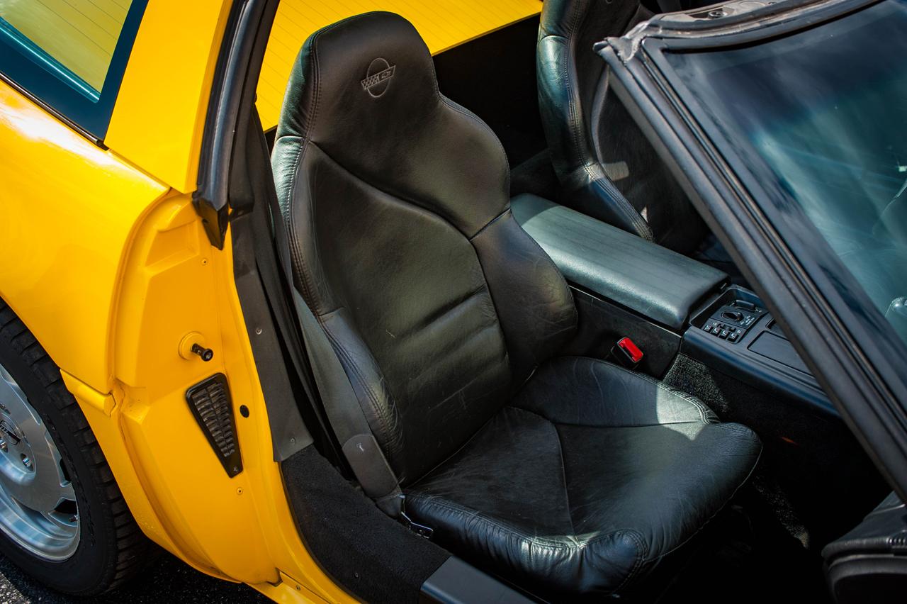 1995 Chevrolet Corvette 19