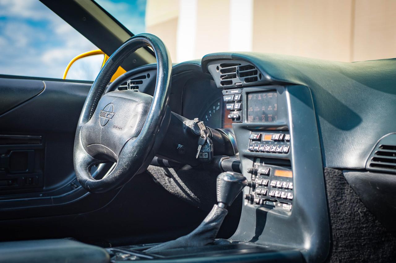 1995 Chevrolet Corvette 22