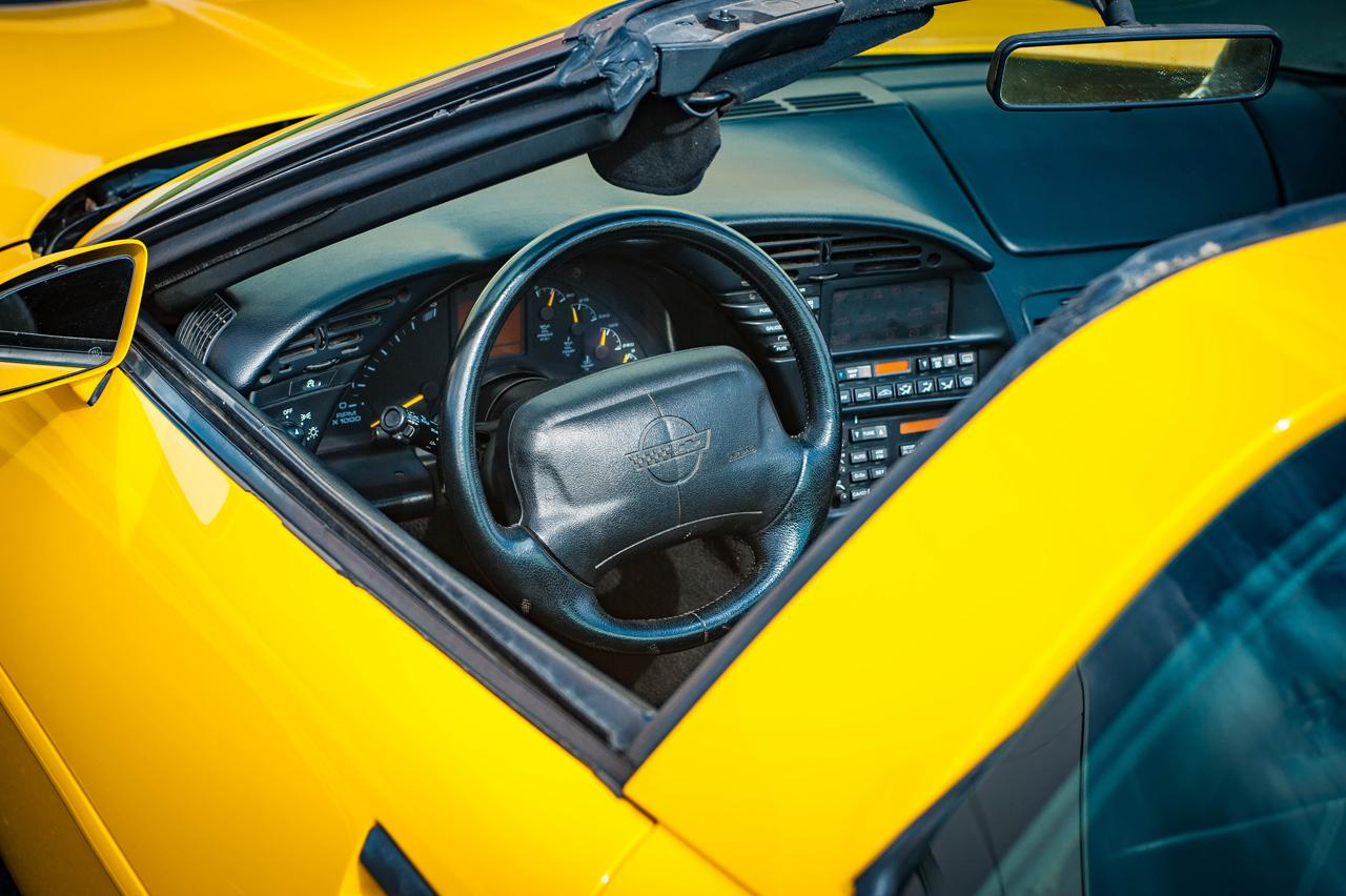 1995 Chevrolet Corvette 26