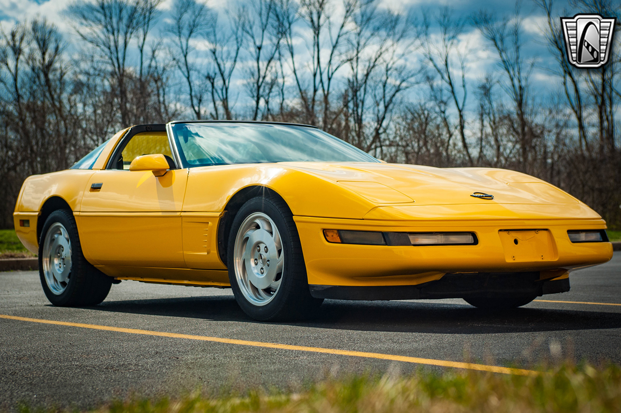 1995 Chevrolet Corvette 30