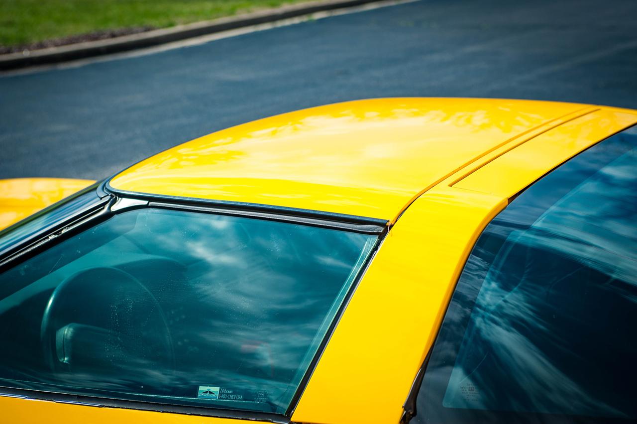1995 Chevrolet Corvette 31