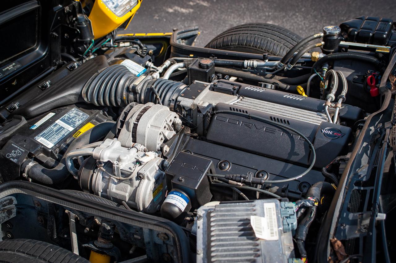 1995 Chevrolet Corvette 32