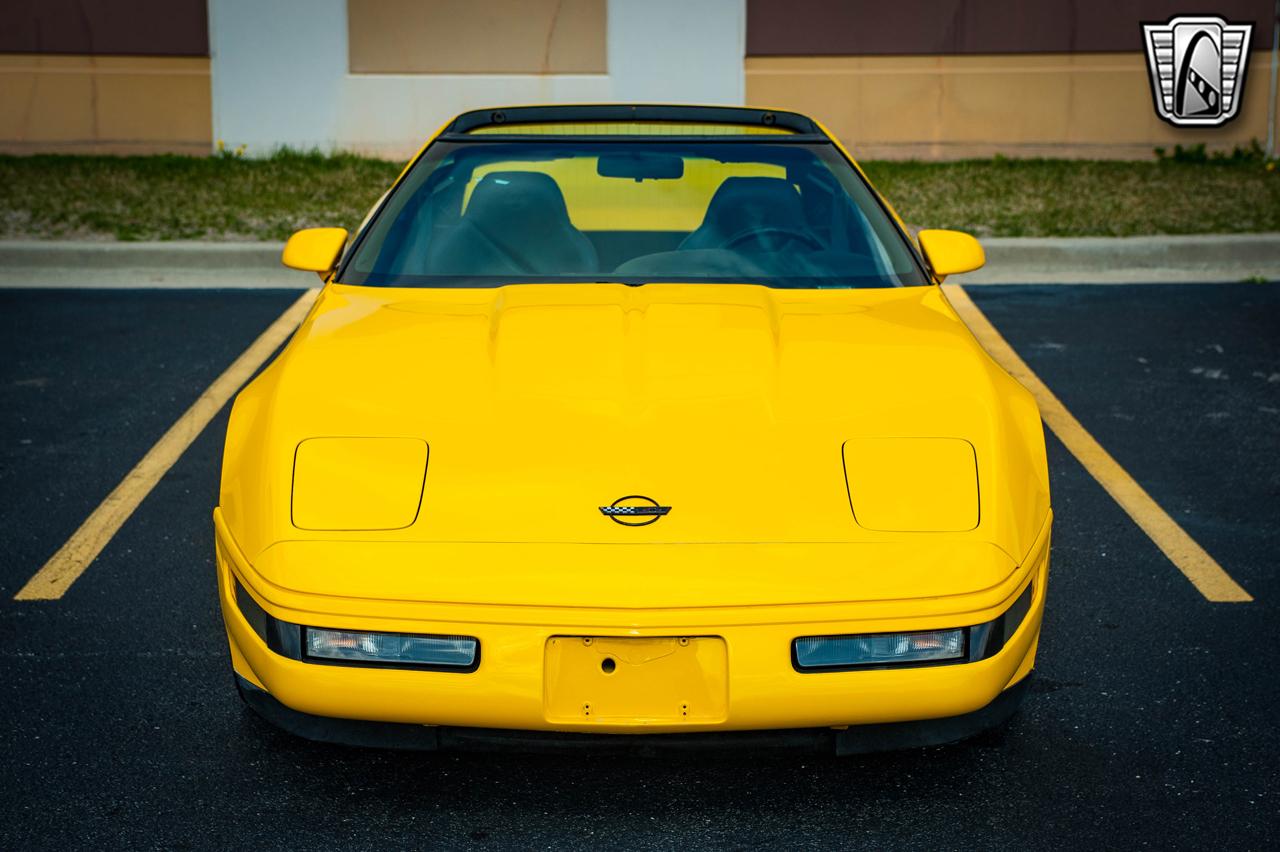 1995 Chevrolet Corvette 33