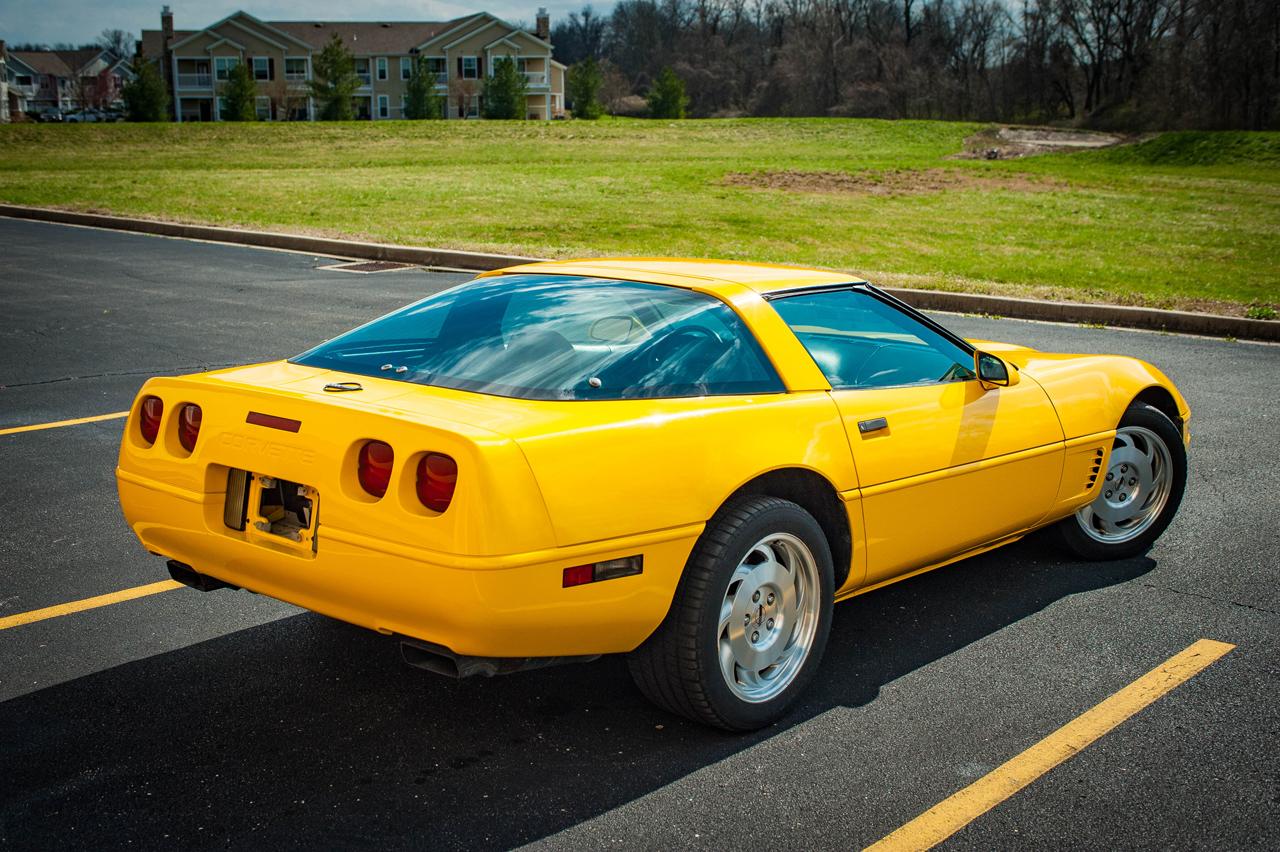 1995 Chevrolet Corvette 34