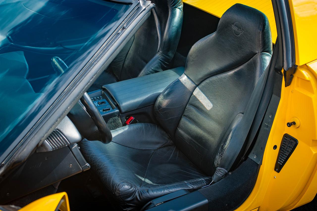 1995 Chevrolet Corvette 38