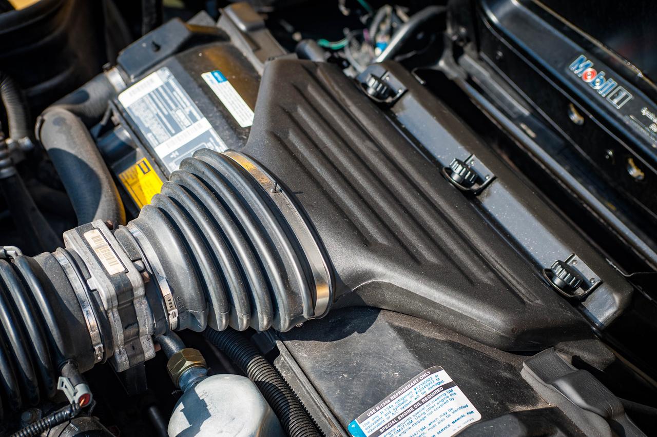 1995 Chevrolet Corvette 39