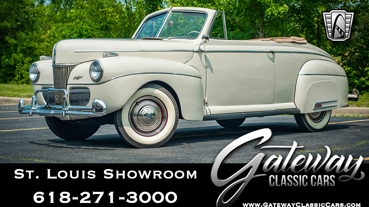 Used 1941 Ford Super Deluxe