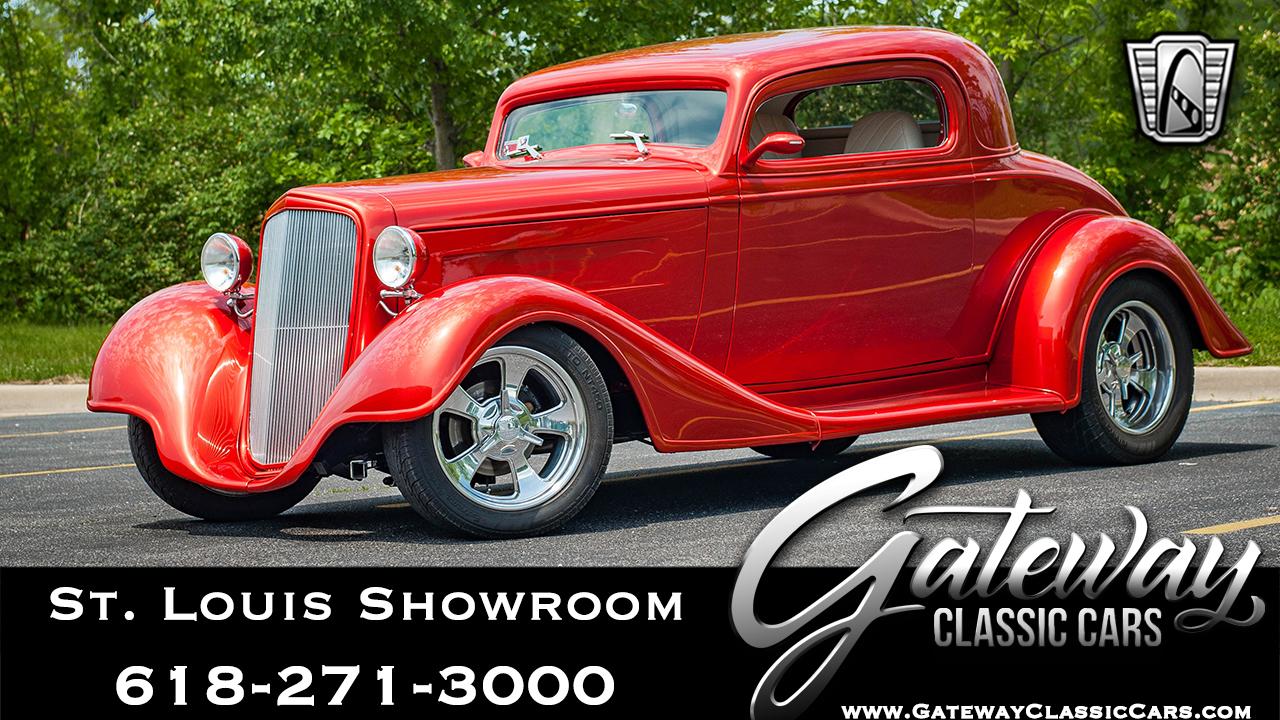 Used 1934 Chevrolet 3 Window