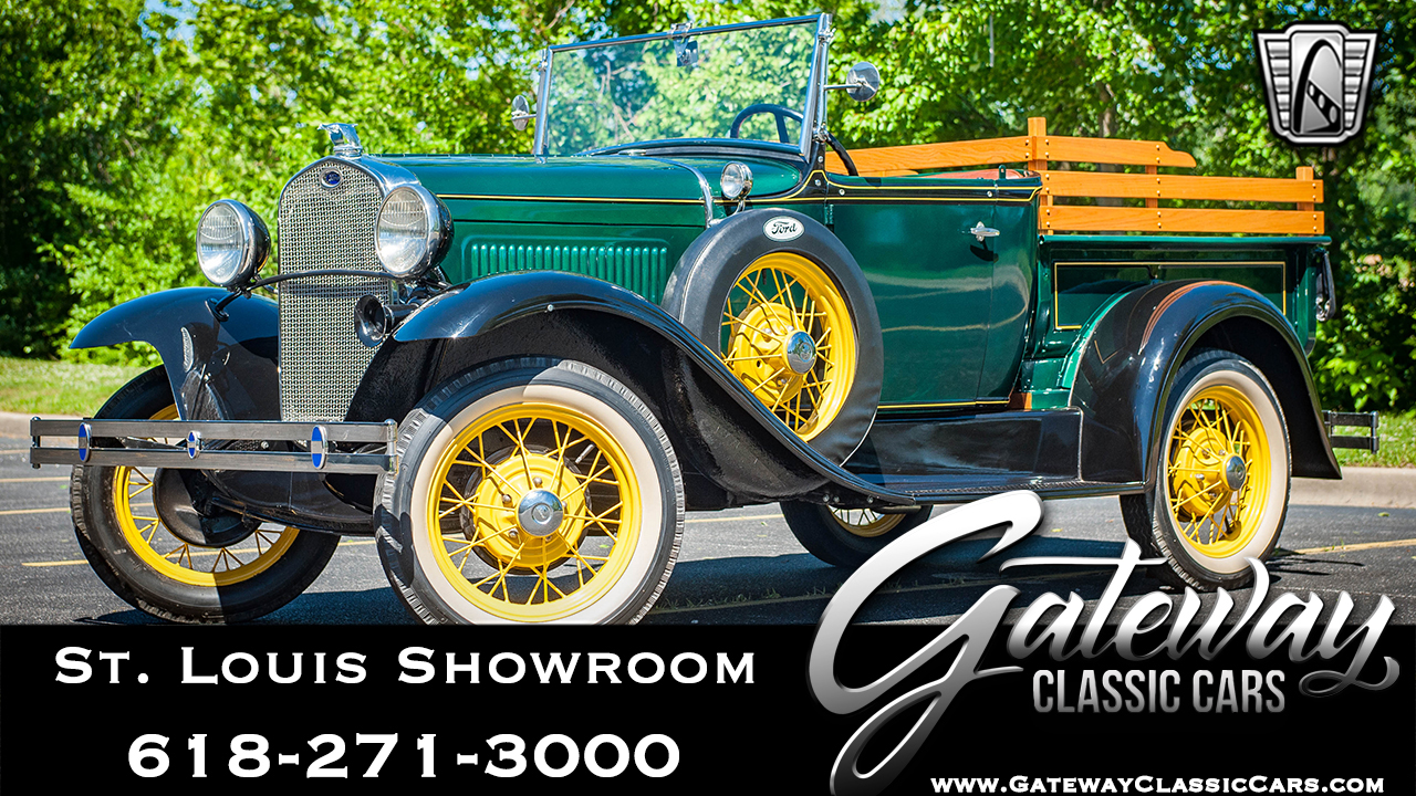 Used 1931 Ford Model A