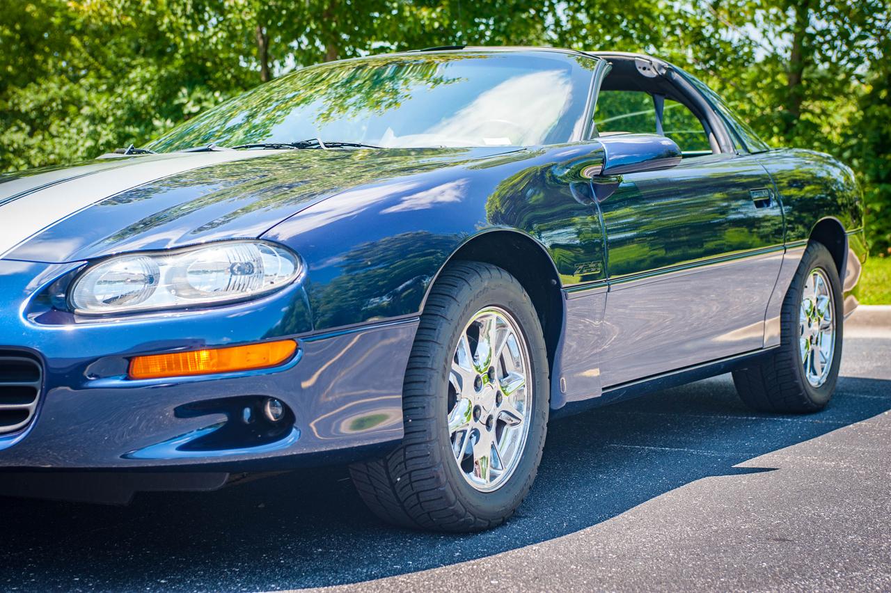 2002 Chevrolet Camaro 6