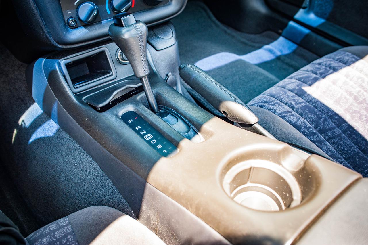 2002 Chevrolet Camaro 70