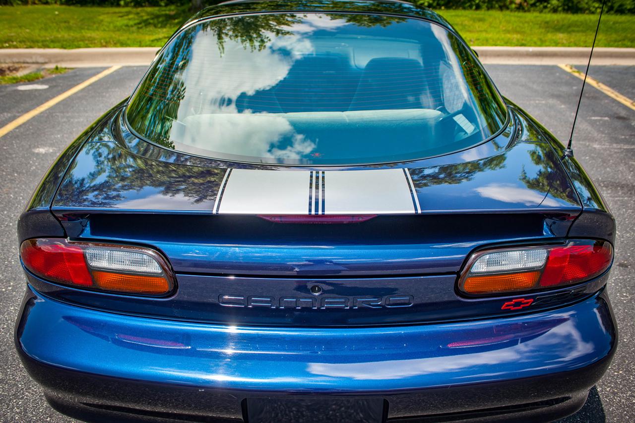 2002 Chevrolet Camaro 55