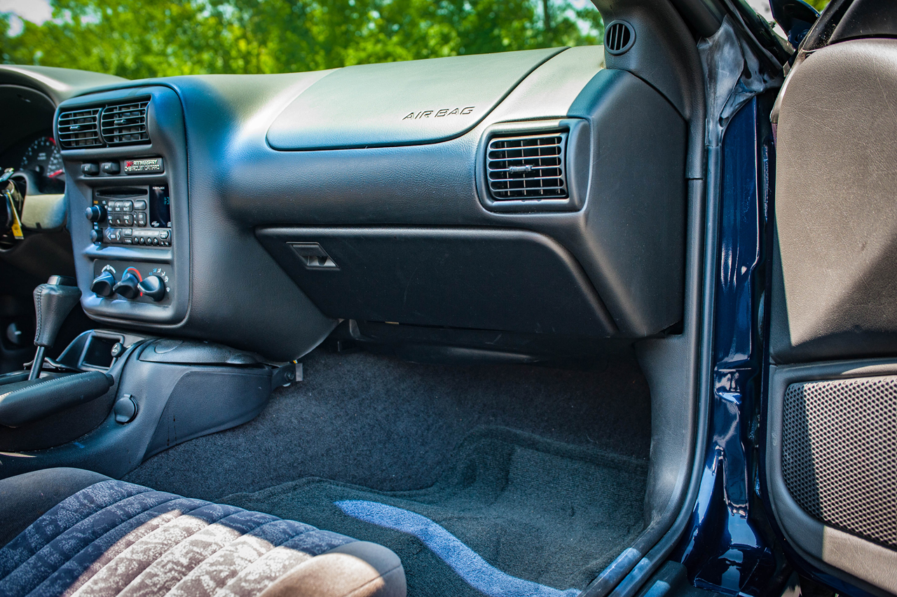 2002 Chevrolet Camaro 78