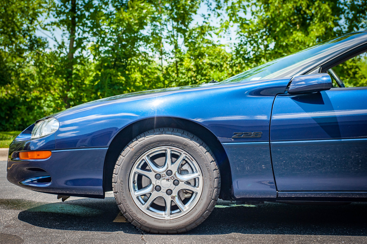 2002 Chevrolet Camaro 38