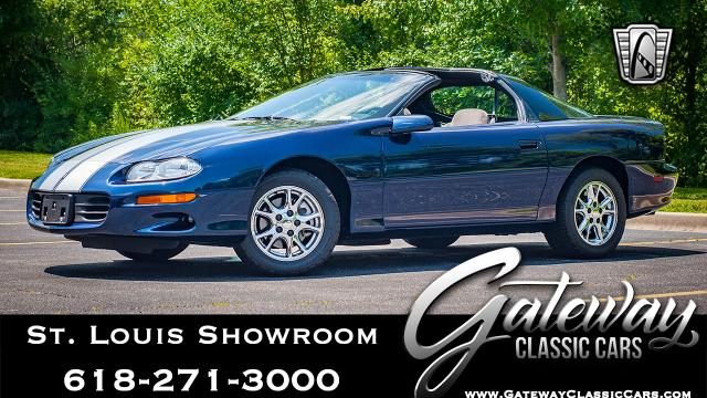 2002 Chevrolet Camaro<br><span style='font-size: large; font-style: italic'><b>Z28 </b></span>
