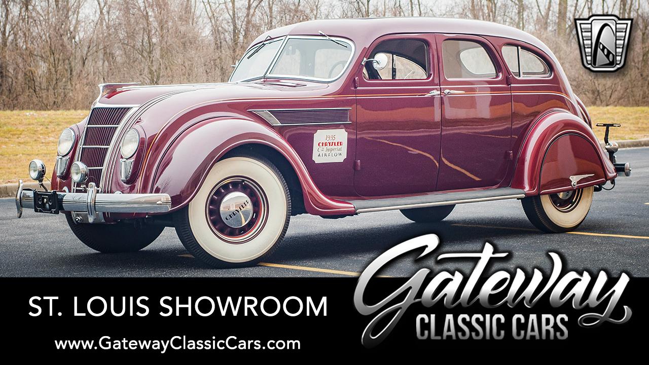 1935 Chrysler Imperial 80