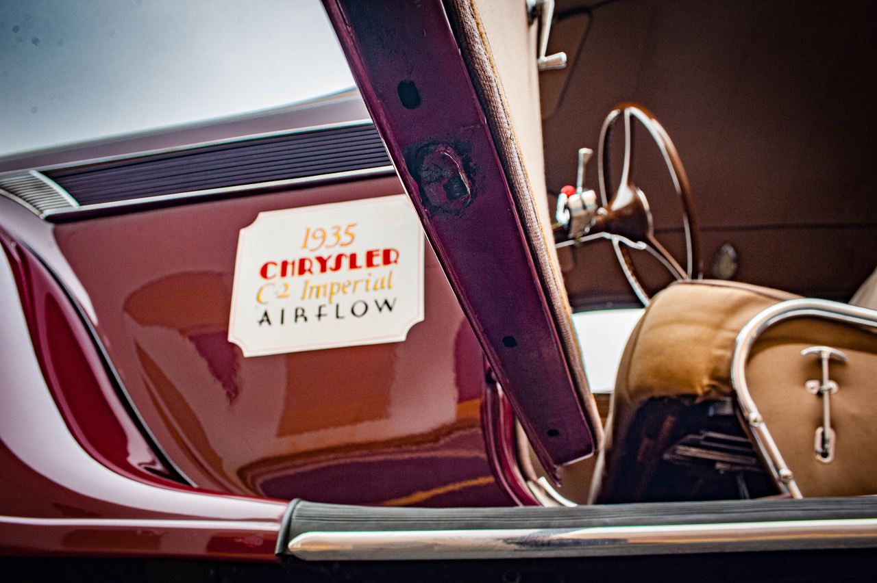 1935 Chrysler Imperial 55