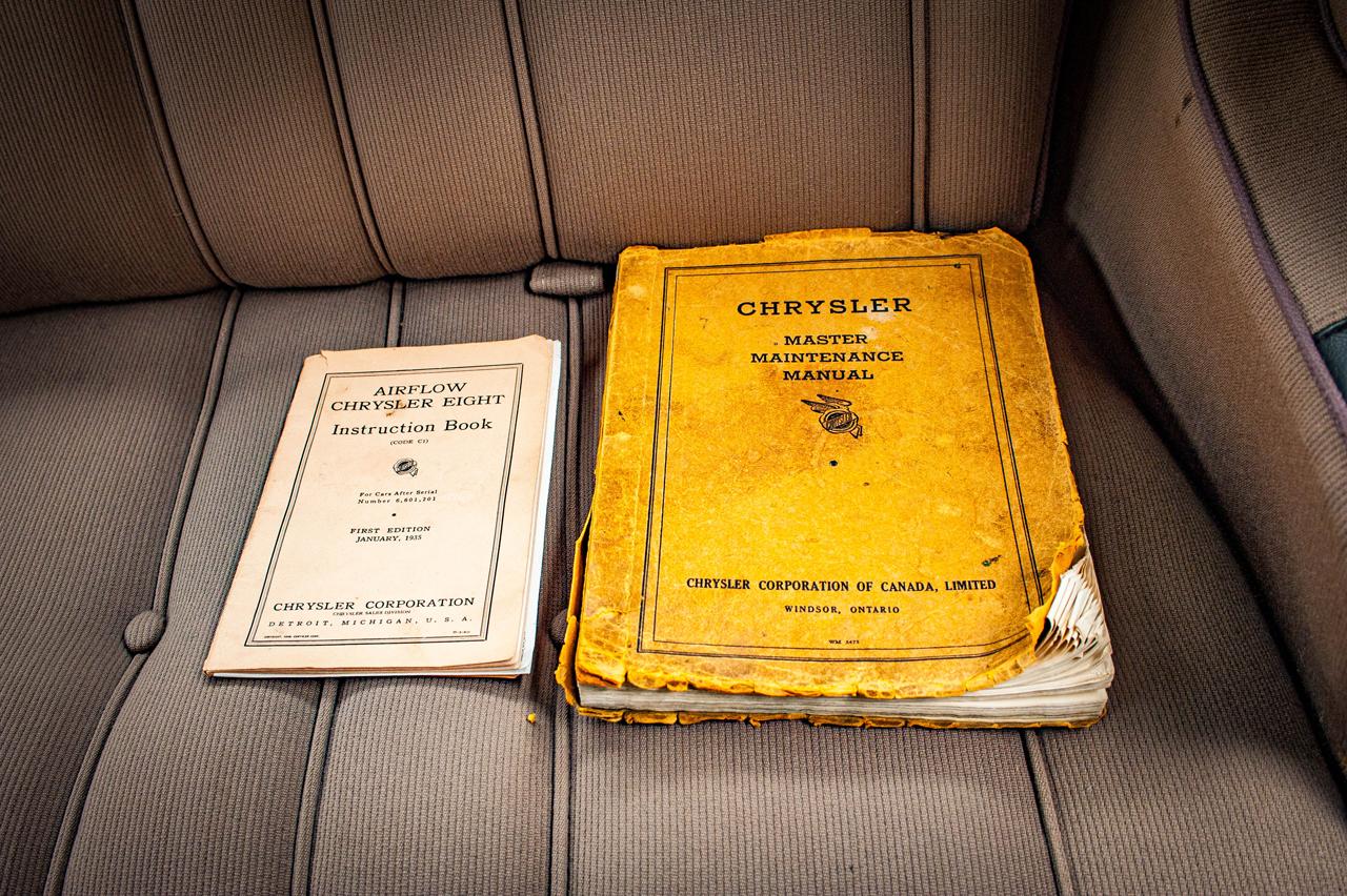 1935 Chrysler Imperial 78