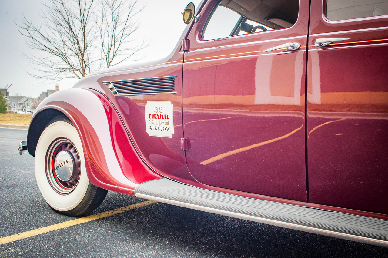 1935 Chrysler Imperial 37