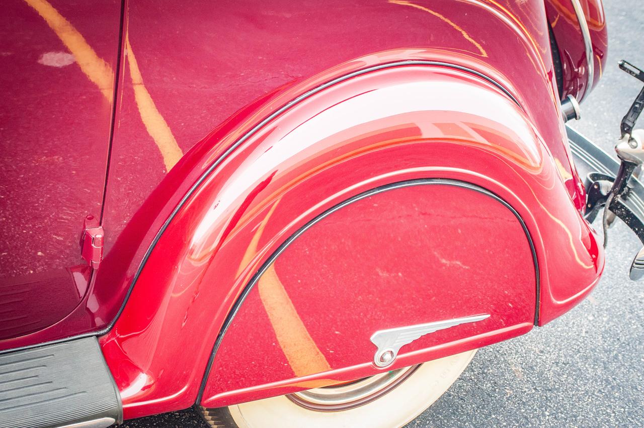 1935 Chrysler Imperial 40