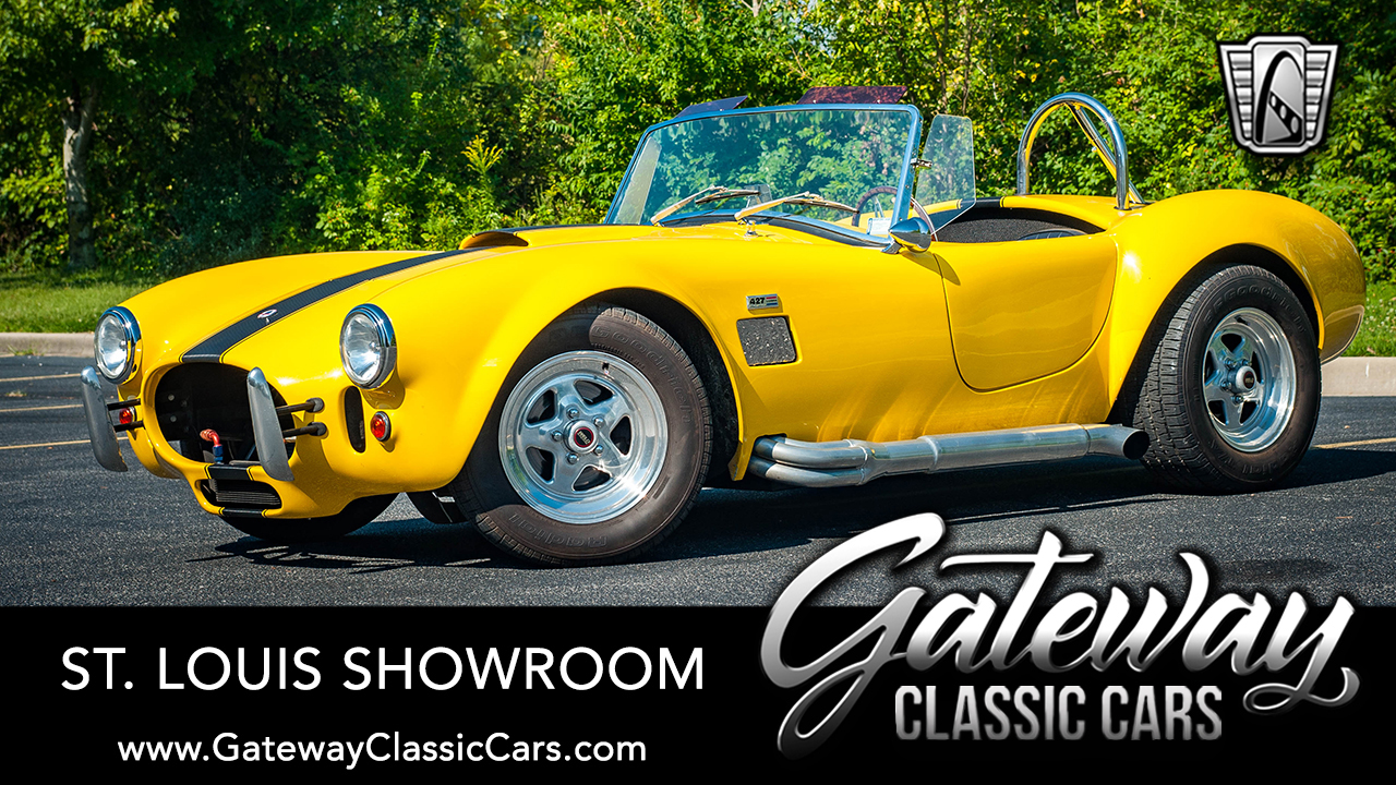 Used 1965 Shelby Cobra