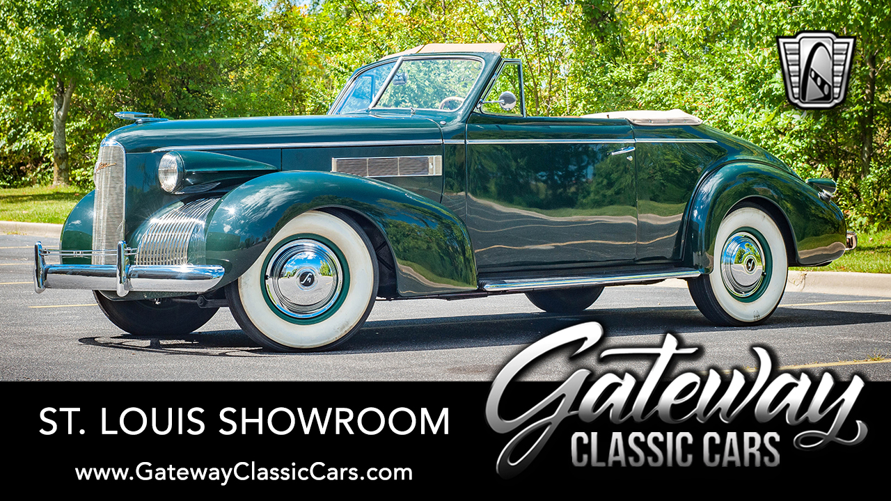 Used 1939 Cadillac LaSalle
