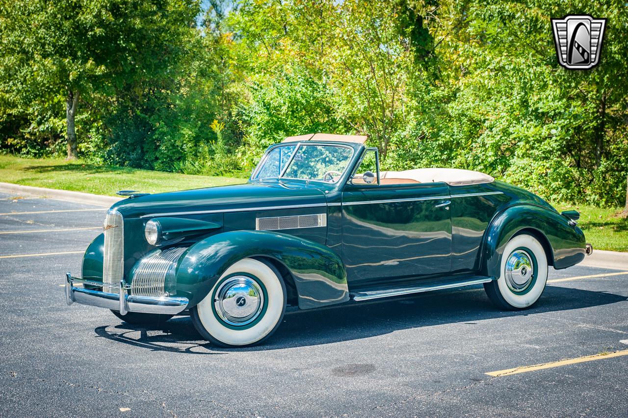 1939 Cadillac LaSalle 21