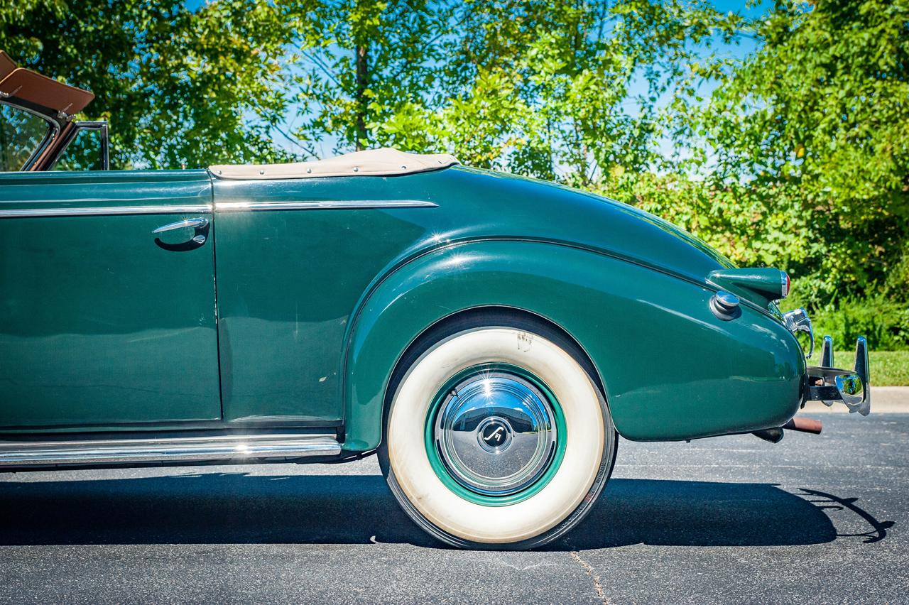 1939 Cadillac LaSalle 40
