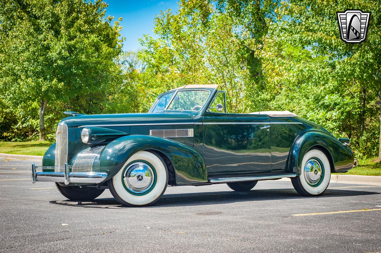 1939 Cadillac LaSalle 22