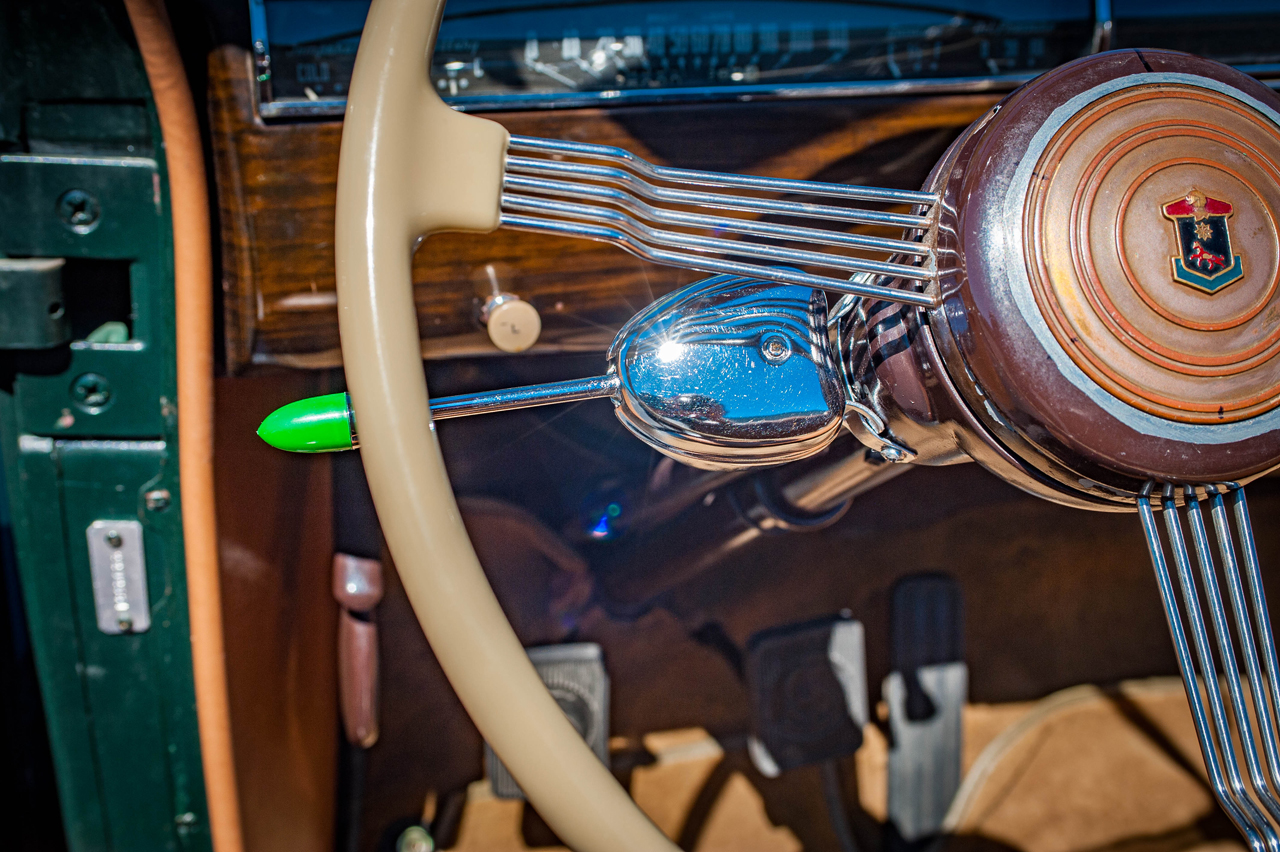 1939 Cadillac LaSalle 84