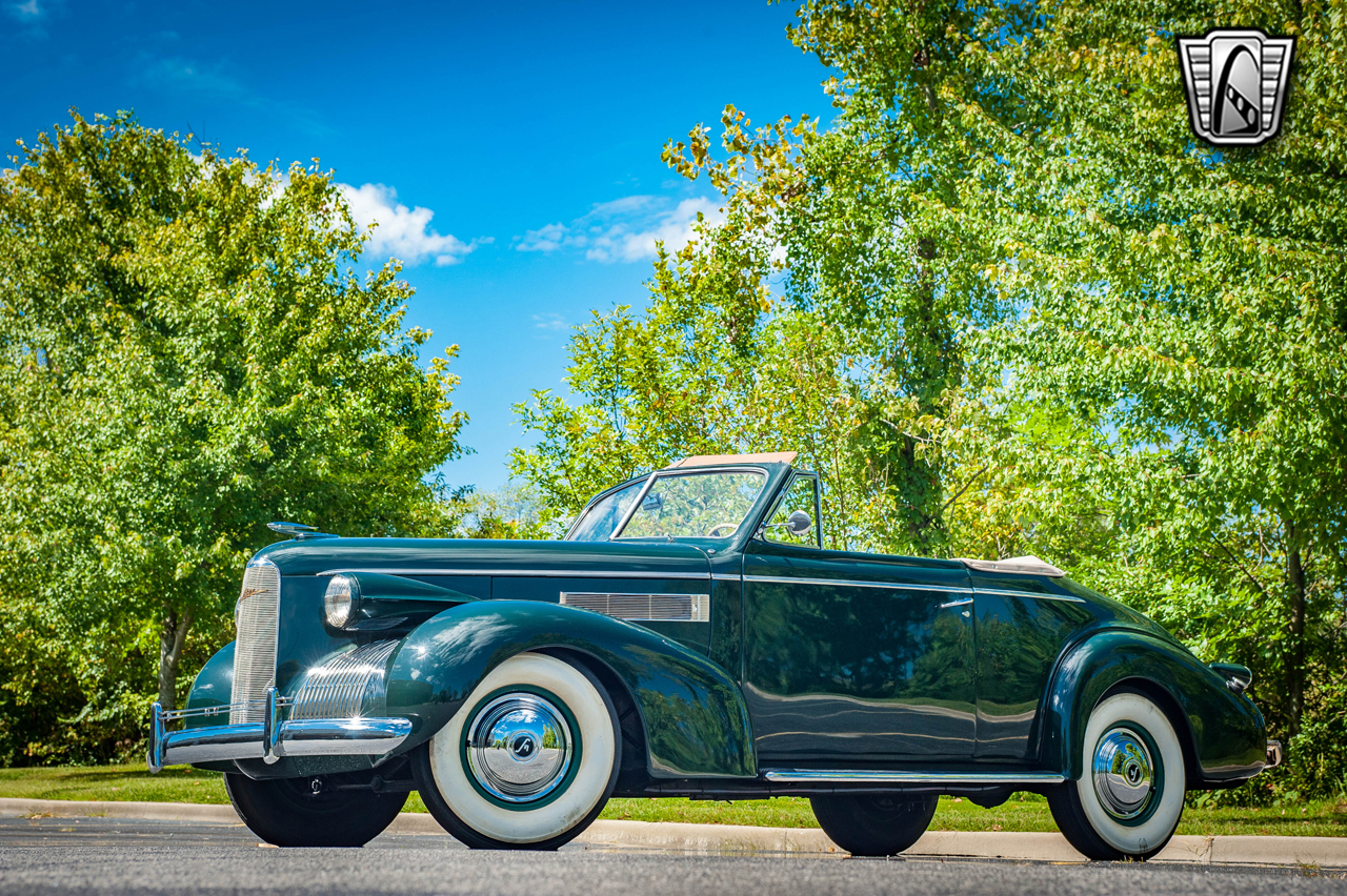 1939 Cadillac LaSalle 23