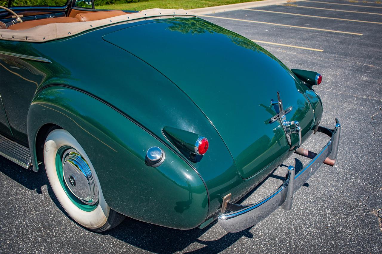 1939 Cadillac LaSalle 62