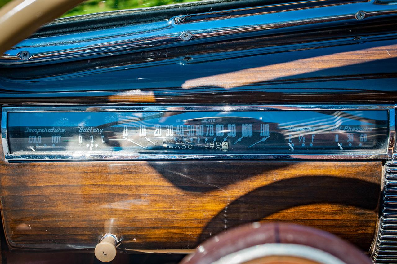 1939 Cadillac LaSalle 85