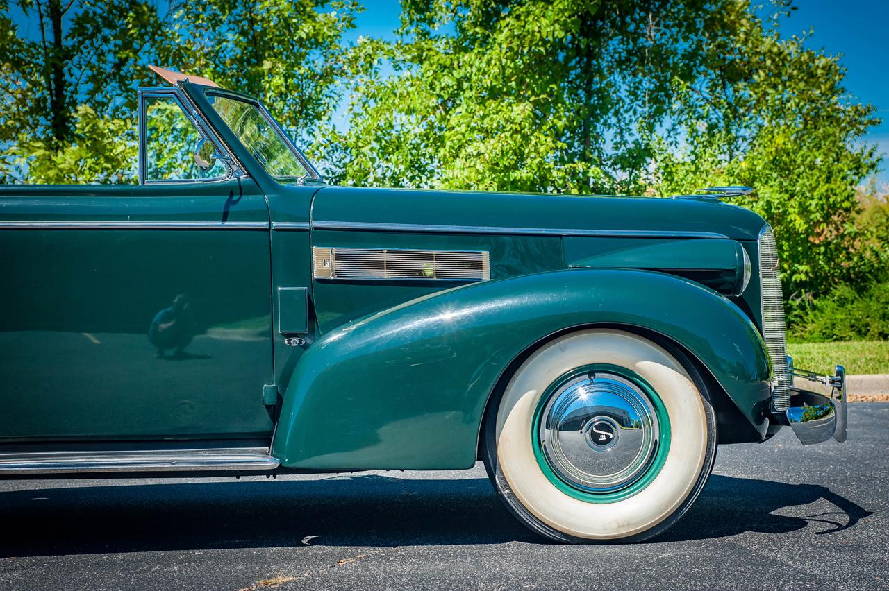 1939 Cadillac LaSalle 43