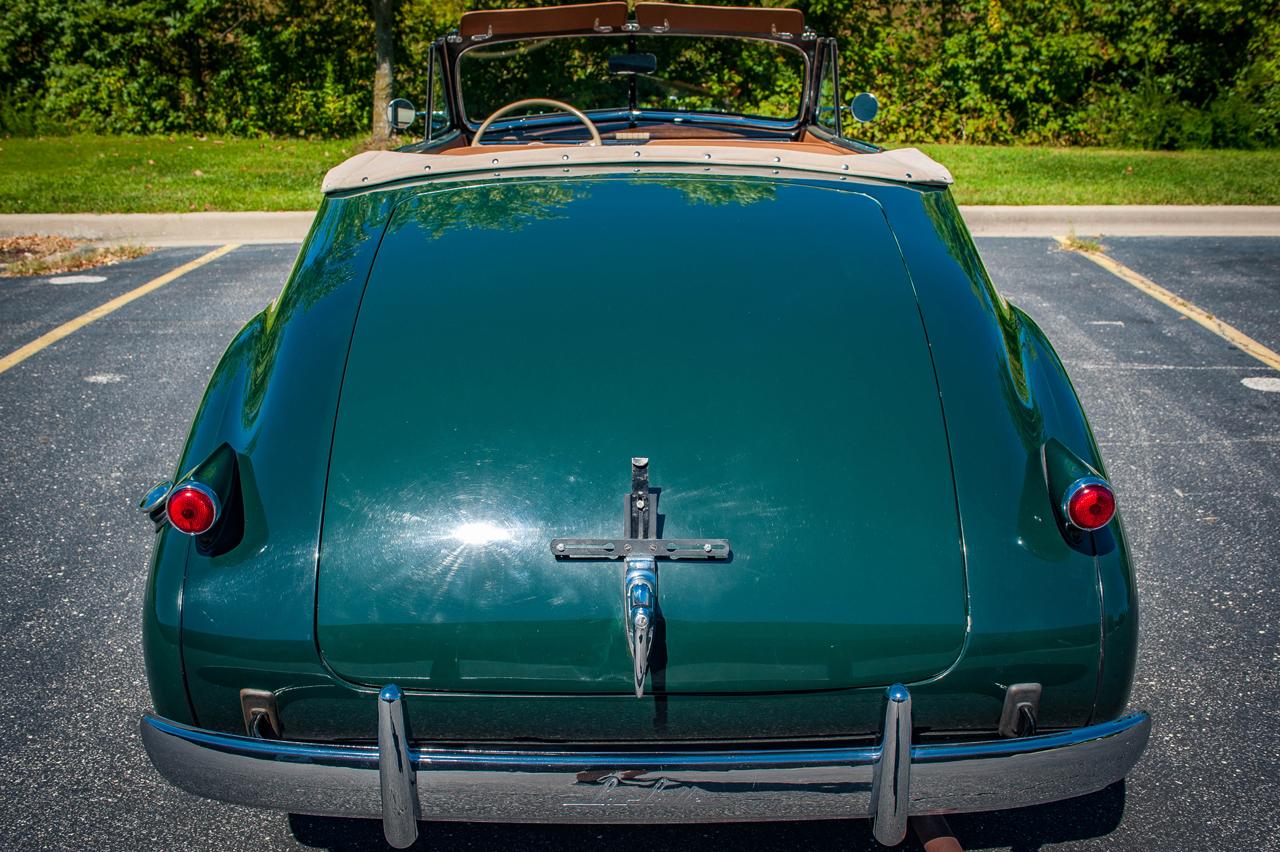 1939 Cadillac LaSalle 63